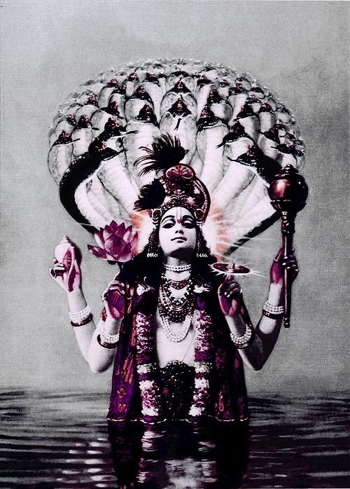 Vishnu .
