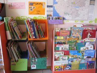 rincones de lectura biblioteca escolar - Buscar con Google