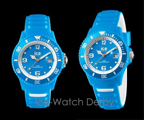 Blue Small Ice-Watch