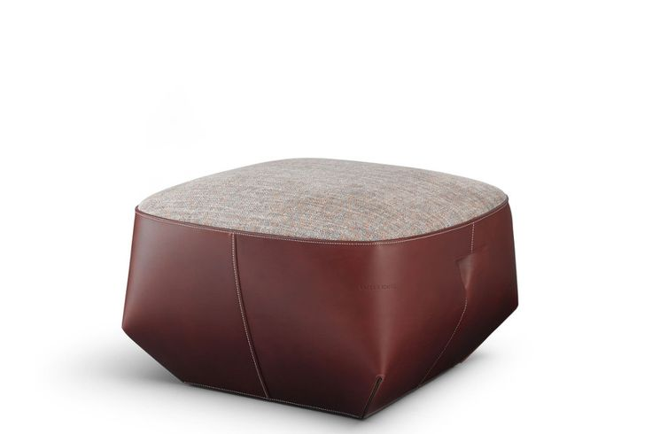 17 best images about walter knoll meubelen on pinterest chairs sleep and landscapes - Zachte pouf ...