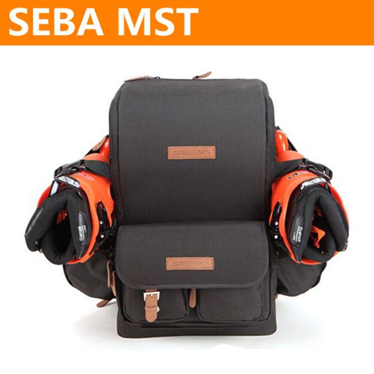 100% Original SEBA MST Backpack Inline Skates Shoes Bags for SEBA IGOR HV WFSC KSJ HL ST GT TRIX2 etc... Backpacks Bag