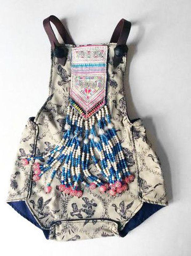Liboosha - Beautiful Bohemian Baby Wear