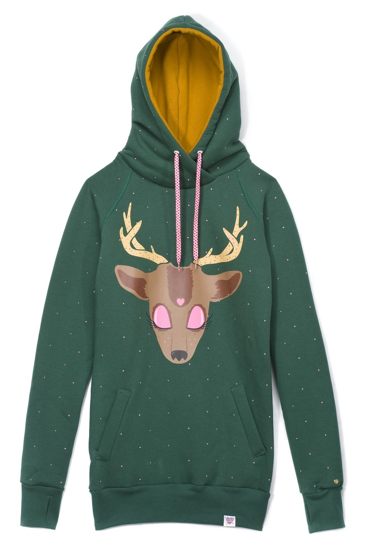 Femi Pleasure Bambi sweatshirt