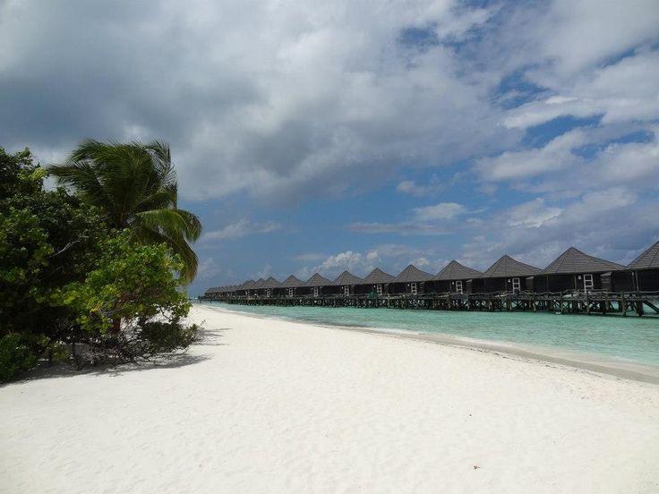 Maldives Sangu water villas kuredu