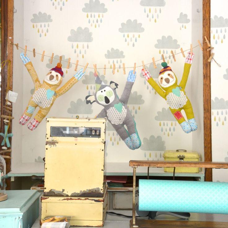 20 best kinderzimmer deko stofftiere vintage for Kindermobel vintage