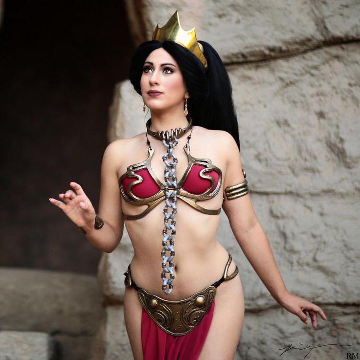 leia slave princess Disney