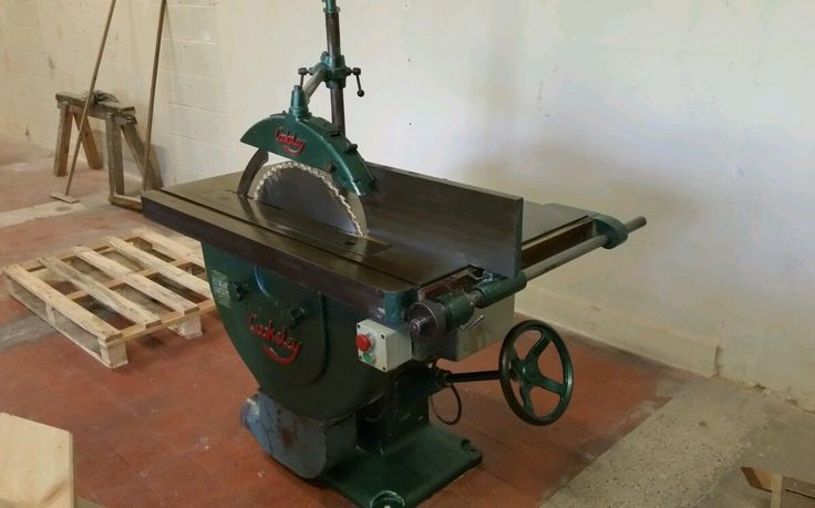 424 Best Images About Vintage Woodworking Machinery On