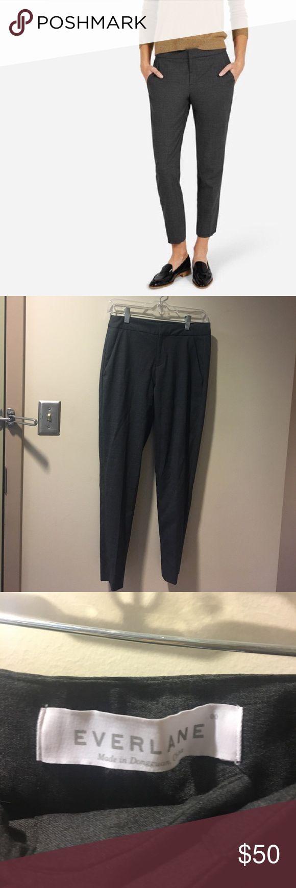 Everlane Women's Slim Trouser Brand new never worn. Everlane Pants Trousers