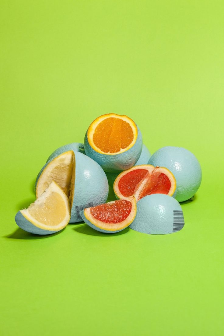 Surreal Still Lifes of Genetically Modified Fruit | The Creators Project