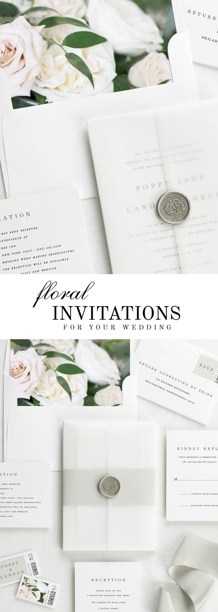 4848 Best Wedding Invitation Images On Pinterest Wedding