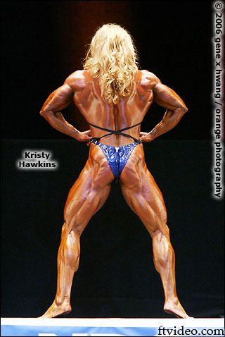 kristy hawkins ripped glutes | Women's Sports | Larissa ...
