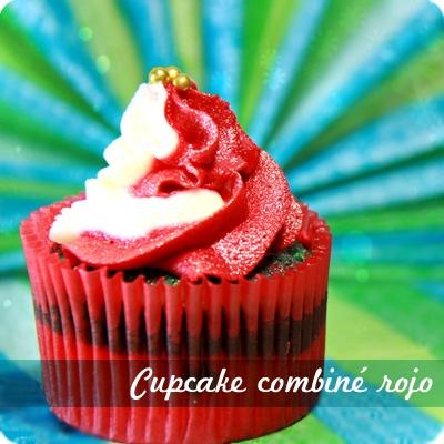 Combiné Rojo - Chez Muan - #cupcake