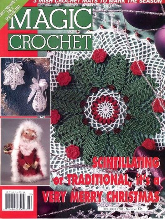 Magic Crochet 140