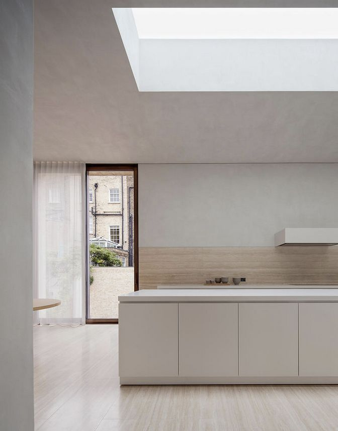 david chipperfield / private house kensington . london