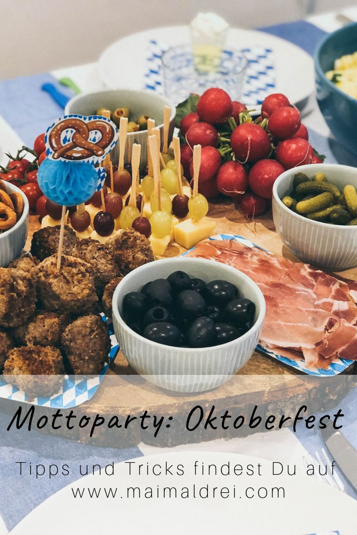 MOTTOPARTY: OKTOBERFEST
