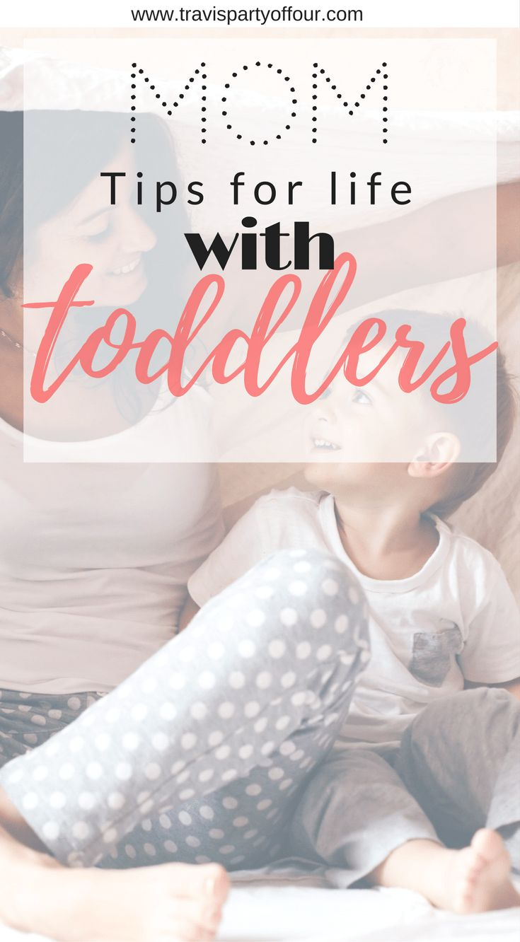 3 Notes From My Personal Parenting Manual | Raising Toddlers | Travis Party of Four