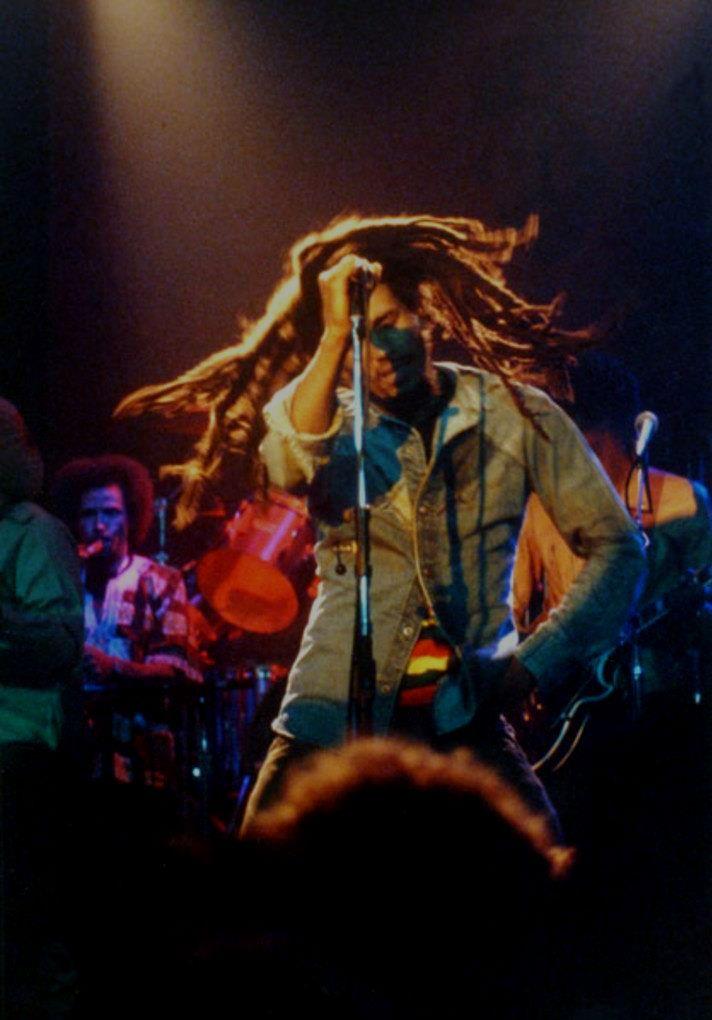 *Bob Marley & The Wailers* 1979. More fantastic pictures, music and videos of *Bob Marley & The Wailers* on: https://de.pinterest.com/ReggaeHeart/