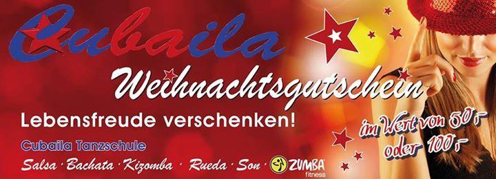#Eine Idee #fuer #Weihnachtsgeschenk ? Une Idee #pour #le cadeau d... #Salsa #Eine Idee #fuer #Weihnachtsgeschenk ? Une Idee #pour #le cadeau #de #Noel ?Eine Idee #fuer #Weihnachtsgeschenk ;-) #Wie #waere #es #mit Tanzgutschein #von 50€  #und 100€ #bei Cubaila  Tanzschule? Schencken #Sie #Tanzen #und #Lebensfreude ;-) http://www.cubaila.de/index.php/news/87 Kontakt:+49-1520-3421302 / info@cubaila.#de #cubaila #salsa #bachata #kizomba #salsalifestyl #lebensfreude  #Salsa #