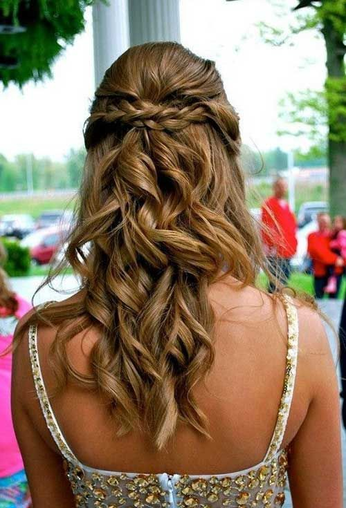 Best 25+ Curly bridesmaid hairstyles ideas on Pinterest ...