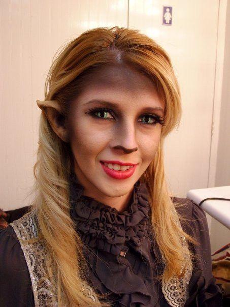 45 best Werewolf makeup images on Pinterest   Werewolf makeup ...