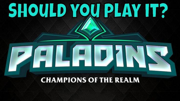 Paladins: Should you play it?