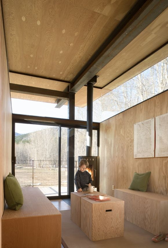 Rolling Huts by Olson Kundig Architects
