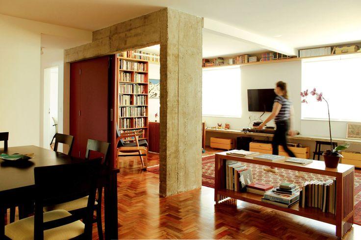 Apartamento Pinheiros – ODVO arquitetura e urbanismo