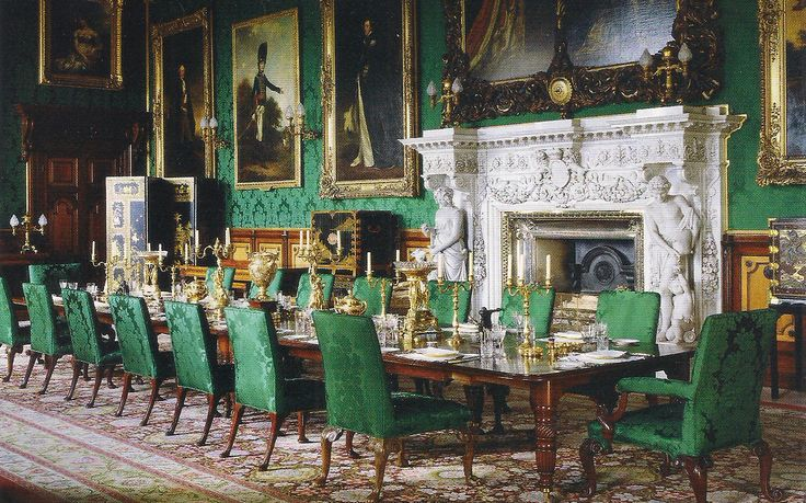 Alnwick Castle Dining Room  Historical Buildings  Pinterest Magnificent Castle Dining Room Design Ideas