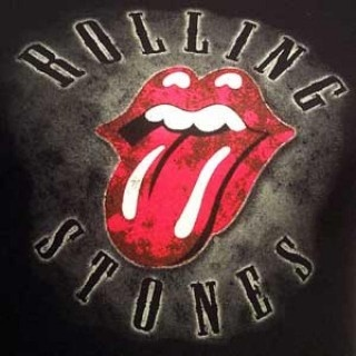 Group Of Rolling Stones Wallpaper Tongue