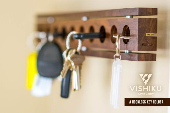 Key Holder Wood Key Holder Wall Mounted Key Holder Key