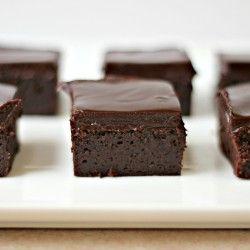 Chocolate Lovers Brownies