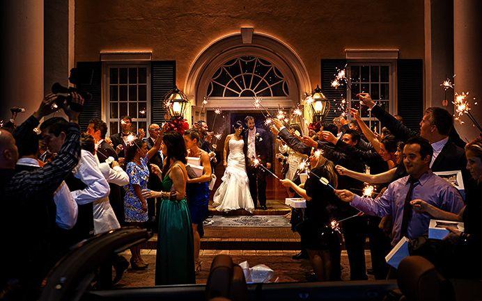 Wunderkerzen – Perfekt für Hochzeiten! (Mit Freebie!)
