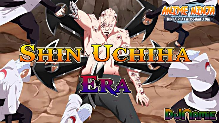 Anime Ninja - Shin Uchiha Era - Naruto Game - Browser Online Games