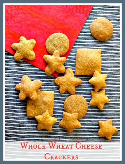 Whole Wheat Goldfish Crackers Recipe — Dishmaps