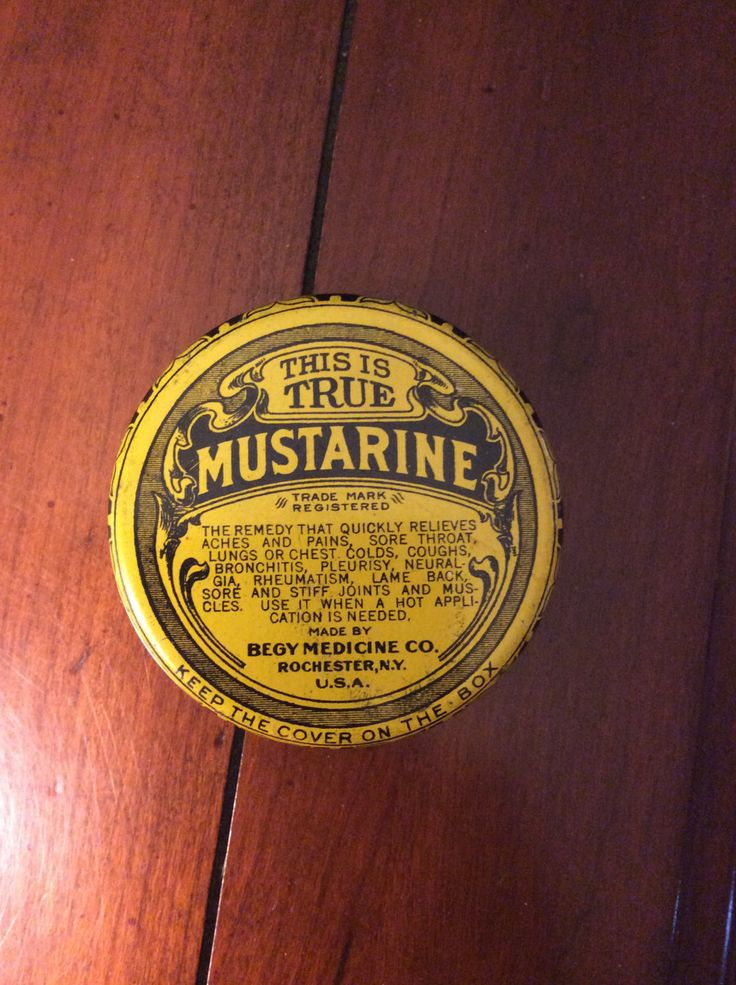 Vintage Advertising Mustarine Tin by Begy Medicine Co. / Farmhouse Medicine Cabinet by MargiesCoolStuff on Etsy
