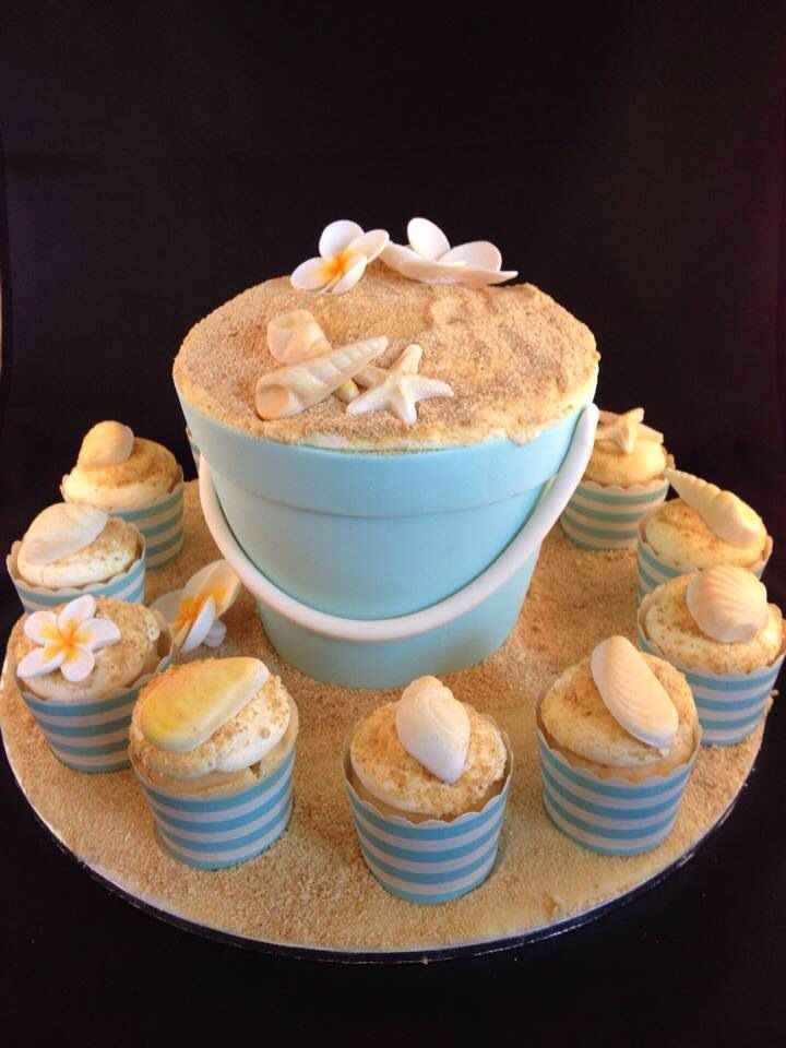 Beach Cake Ideas