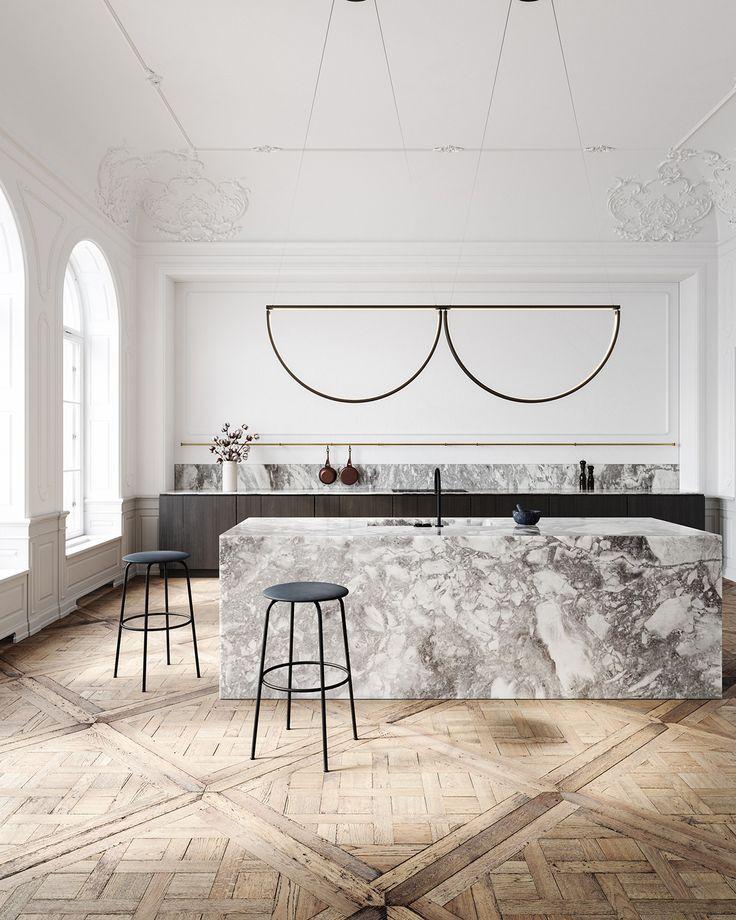 Chez moi Et pourquoi ! - Blog déco design in 2018 kitchen