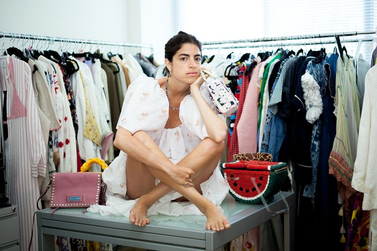 Follow us into the land of Leandra's closet!