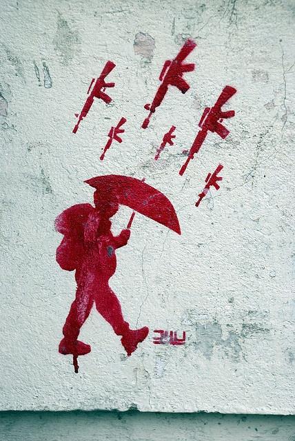 Bogota Grafitti by MMwally, via Flickr