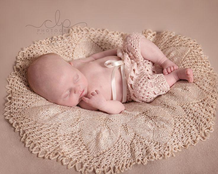 Newborn Girl - Oh so doilly