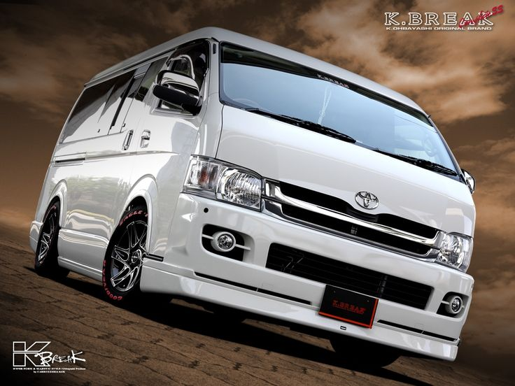 wallpapers of toyota hiace - photo #34