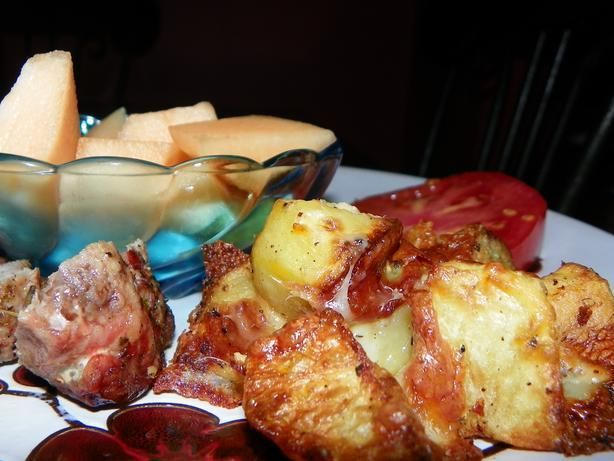... Potatoes, Roasted on Pinterest | French, Potatoes and Pineapple