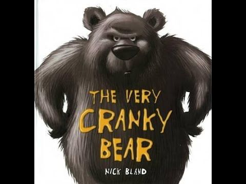 74668 : Very cranky bear, The by Bland, Nick