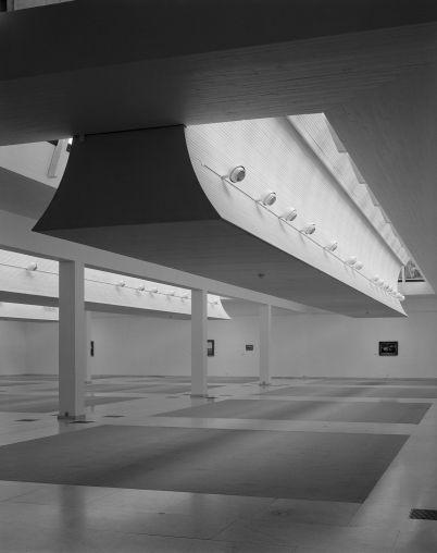 Alvar Aalto, Kunsten Museum of Modern Art, Aalborg, Denmark, 1972