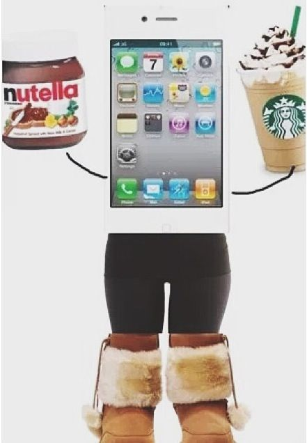 typical white girl things