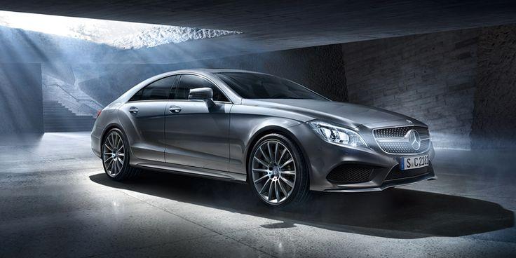 **** Location voiture de Prestige - Cannes, Nice, Monaco, Saint Tropez. Profitez de la location de la Mercedes CLS chez Carlux Limousine & Services. ****