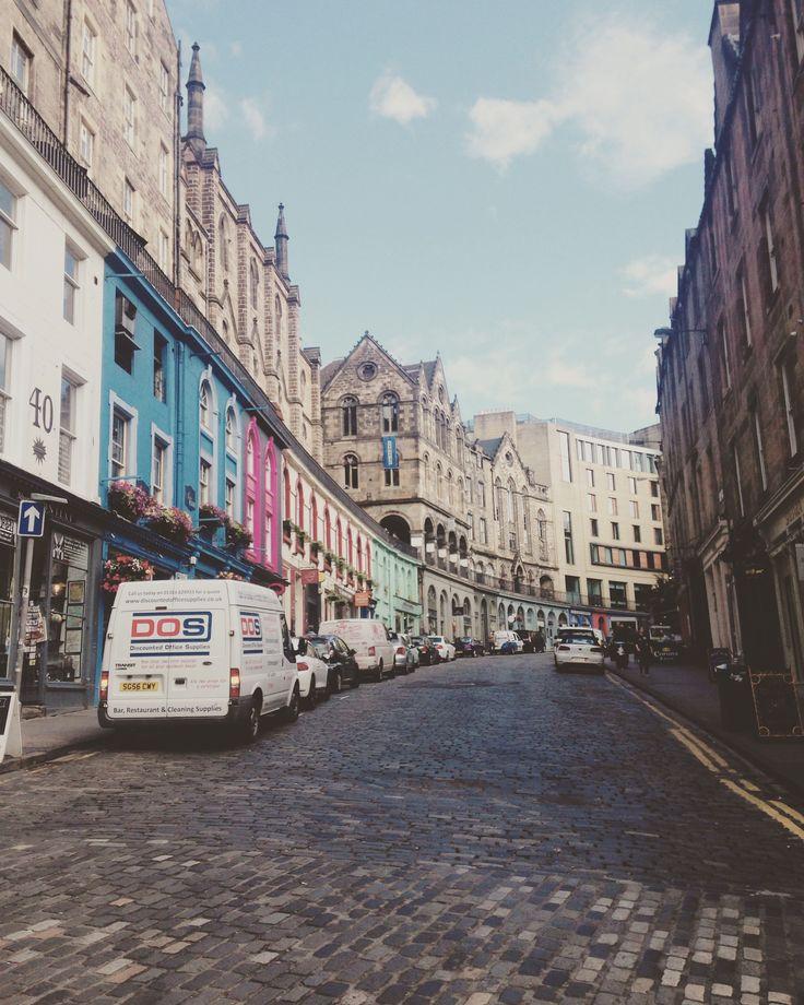 Edimburgo Road