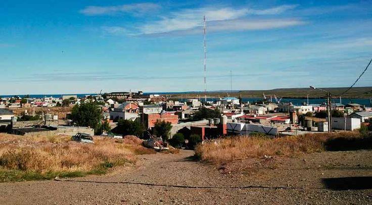 Puerto Deseado con problemas ambientales: Barrio Fuerte San Carlos