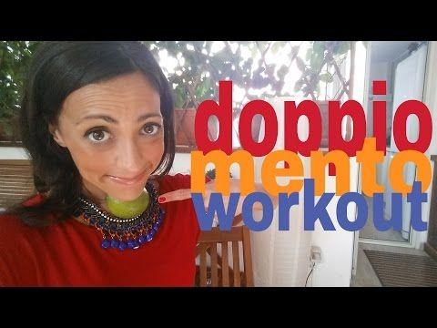 doppio mento workout   FUNZIONA - YouTube