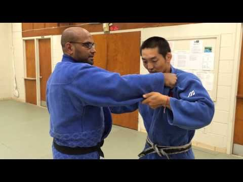 "Grip Techniques with Sensei Suldbayar ""Sugi"" Damdin 9/4/14 Arlington Judo Club - YouTube"